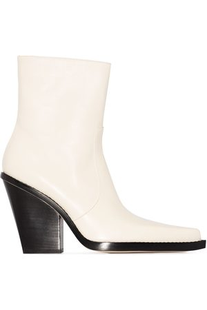 Paris Texas Women Ankle Boots - Rodeo 100mm ankle boots
