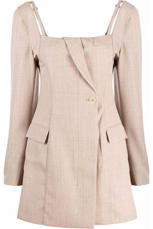 Jacquemus La robe Maniu tailored dress