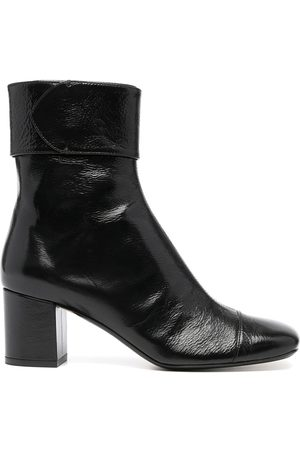 Nº21 Logo-embossed ankle boots