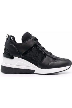 Michael Kors Georgie wedge heel sneakers