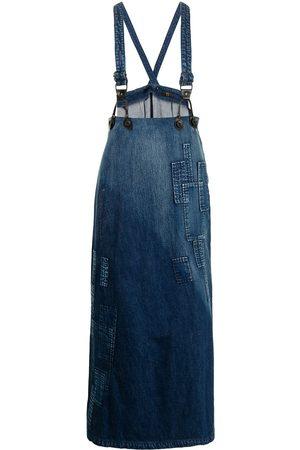Y'S Women Denim Skirts - A-line denim skirt