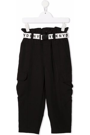 DKNY Girls Cargo Pants - Stretch cargo trousers