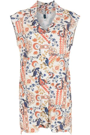 Lygia & Nanny Floral print shirt dress