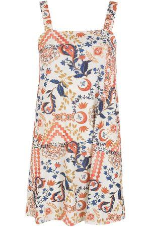 Lygia & Nanny Pomala tile-print dress