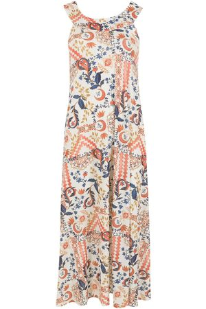 Lygia & Nanny Women Printed Dresses - Floral print midi dress