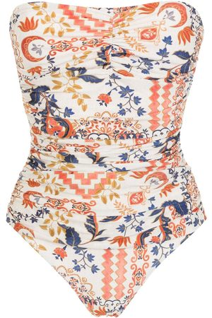 Lygia & Nanny Melissa ruched swimsuit