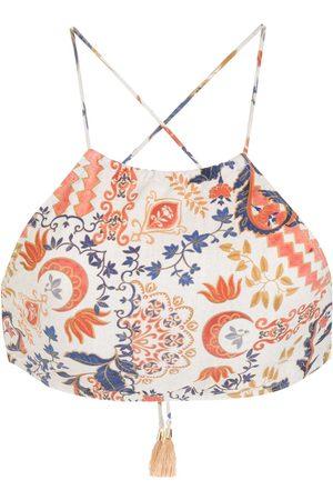 Lygia & Nanny Women Bikinis - Ilana paisley floral-print bikini