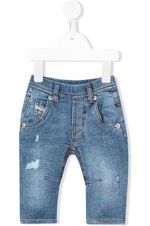 Diesel Baby Jeans - Distressed boyfriend jeans