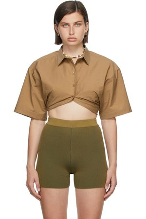 Women Nightdresses & Shirts - Jacquemus La Montagne 'La Chemise Ballu' Shirt