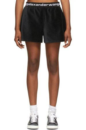Women Shorts - Alexanderwang.t Stretch Corduroy Shorts