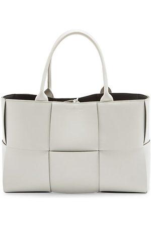 Bottega Veneta Women Handbags - Small Arco Leather Tote