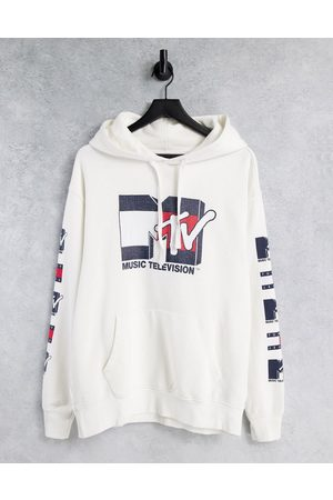 Tommy Jeans X MTV unisex hoodie in