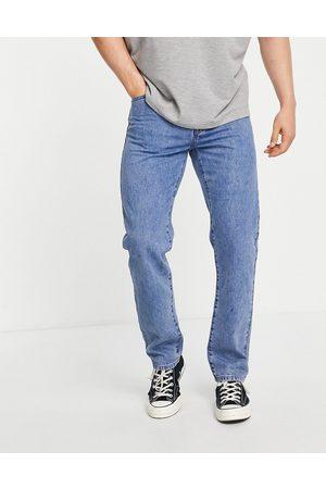 Topman Men Straight - Straight jeans in mid wash