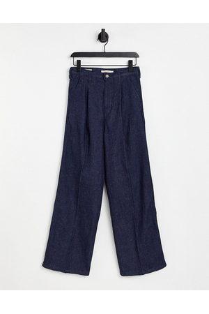 Levi's Women Jeans - Levi's x Felix pleat high loose jean in