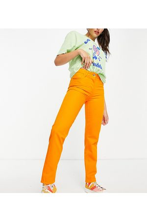 COLLUSION New mid rise fit slim jeans in