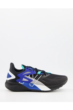 New Balance Running FuelCell Propel RMX trainers in and blue