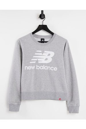 New Balance Large logo sweatshirt in