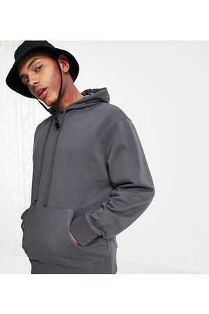 Collusion Hoodie in charcoal