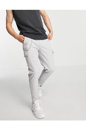 Mauvais Cargo smart trousers in