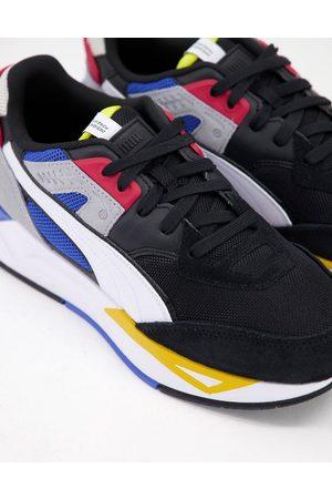 PUMA Mirage Sport Remix trainers in and grey