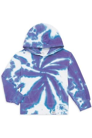 Worthy Threads Girls Hoodies - Little Girl's & Girl's Tie-Dye Hoodie
