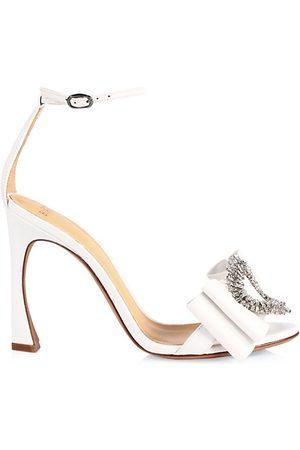 ALEXANDRE BIRMAN Women Heeled Sandals - Maddie Leather Ankle Strap Sandals