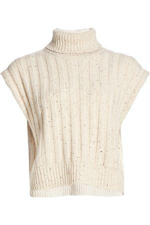Halston Heritage Women Jumpers - Novah Sleeveless Sweater