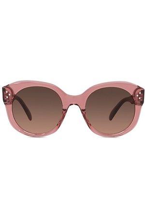 Céline Sunglasses - 53MM Round Sunglasses