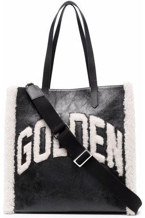 Golden Goose Women Handbags - California faux-shearling tote bag
