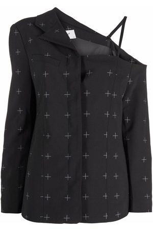 Coperni Asymmetric tailored jacket