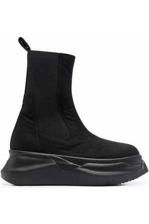 Rick Owens Oversize-sole ankle boots