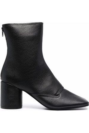 MM6 MAISON MARGIELA Women Ankle Boots - Square-toe ankle boots