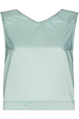 Timothy Han Women Tank Tops - Action V-neckline top