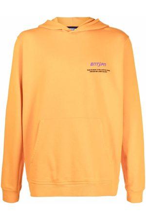 ENTERPRISE JAPAN Rocket launch logo hoodie