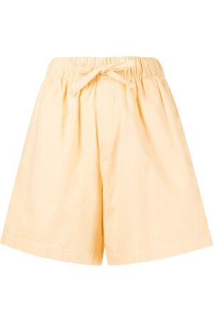 Tekla Women Briefs Shorts - Drawstring-waist shorts