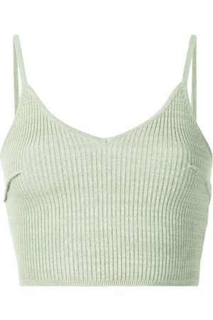 Anna Quan Nellie ribbed knit top