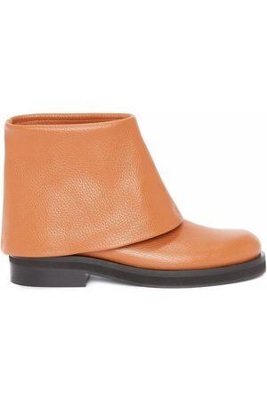J.W.Anderson Women Boots - WOMEN'S LOW FOLDOVER BOOT