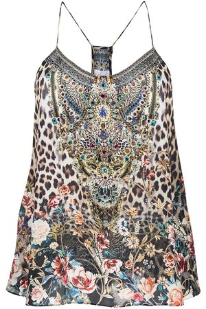Camilla Call of The Cathedral t-back top