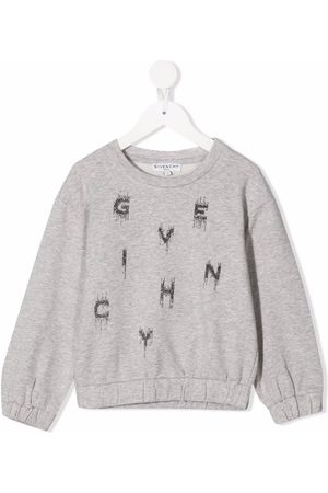 Givenchy Graphic-print cotton sweatshirt