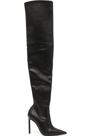 Tom Ford Leather thigh boots