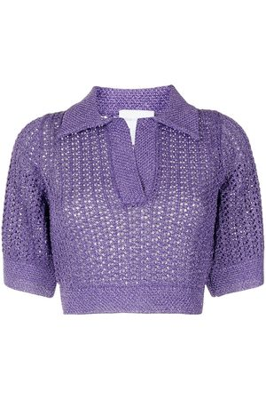 Alice McCall Flicker knitted polo