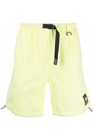 Billionaire Boys Club Logo-patch shorts
