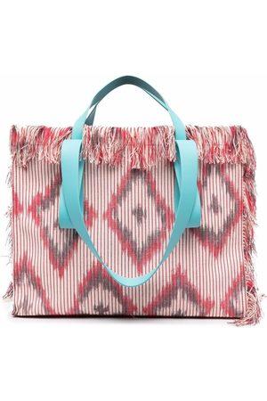 Camper Lab Handbags - Spandalones woven tote