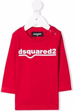 Dsquared2 Logo-print long-sleeve T-shirt