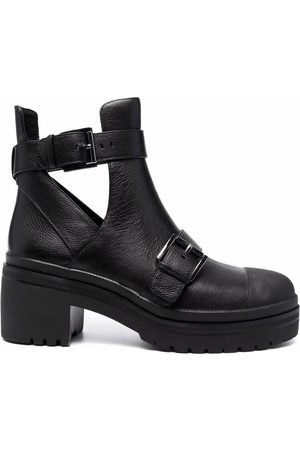 Michael Kors Cut-out buckle ankle boots