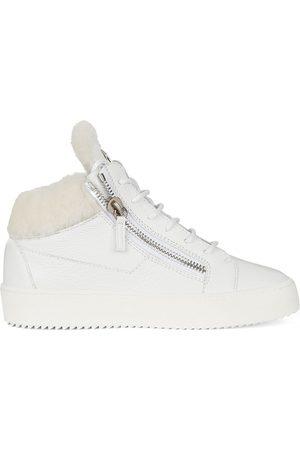 Giuseppe Zanotti Women Sneakers - Kriss Winter mid-top sneakers