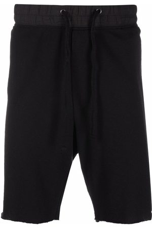 James Perse French terry track shorts