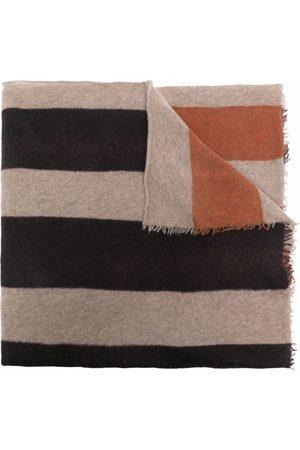Faliero Sarti Women Scarves - Stripe-print scarf