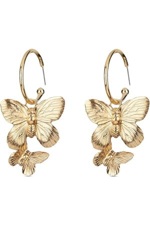 Jennifer Behr Brynn hoop earrings