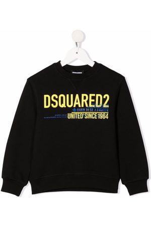 Dsquared2 Boys Sweatshirts - Logo-print sweatshirt
